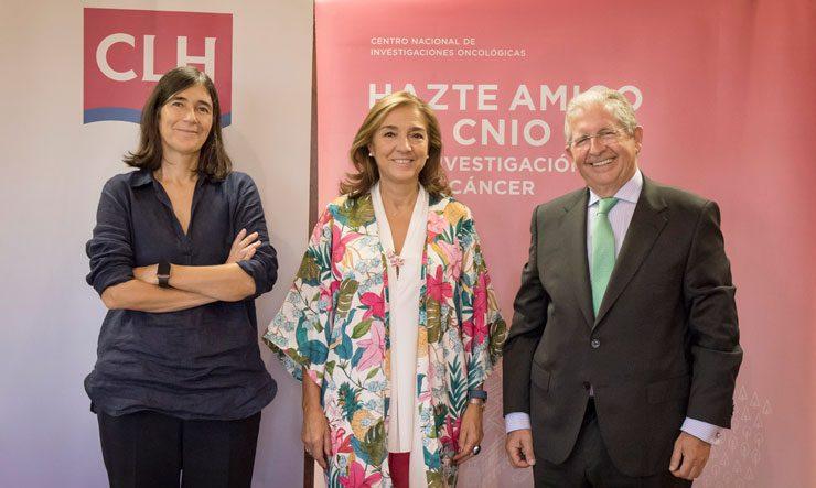 Acuerdo de colaboración con CLH