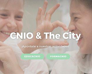 Página web de CNIO & The City https://cnioandthecity.cnio.es/