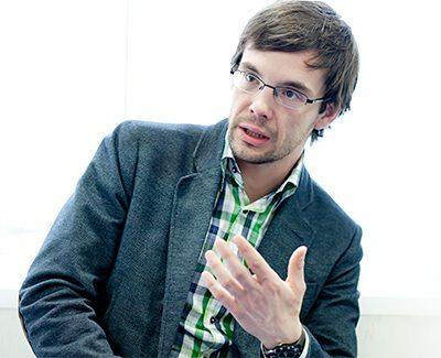 Manuel Valiente, jefe del Grupo de Metástasis Cerebral