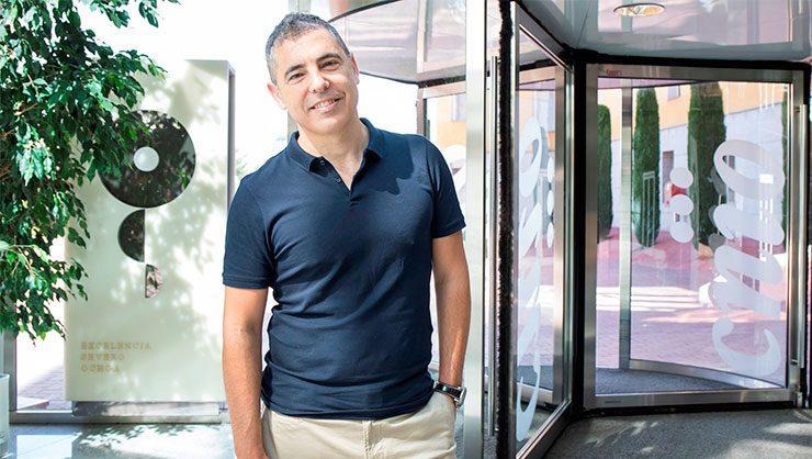 Óscar Llorca, director del Programa de Biología Estructural del CNIO