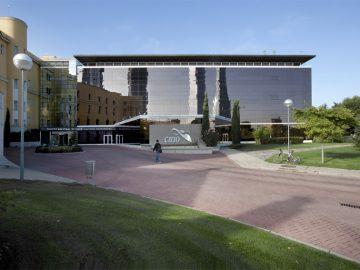 Edificio CNIO