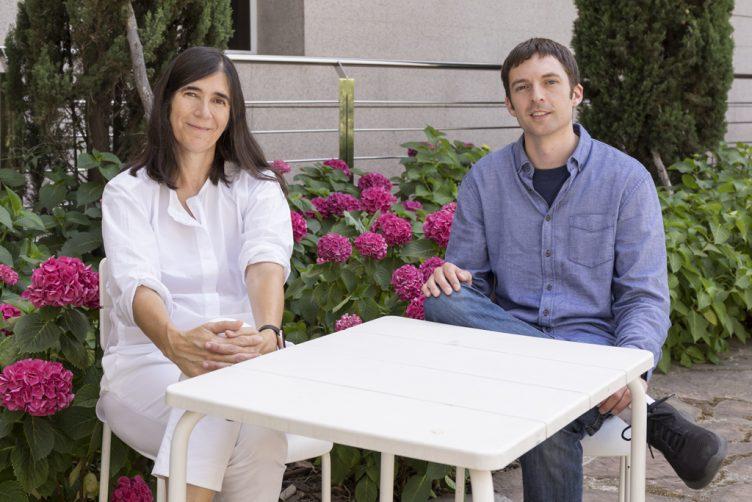 Maria Blasco y Kurt Whittemore, CNIO