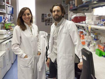 Alejo Efeyan y Ana Ortega, CNIO
