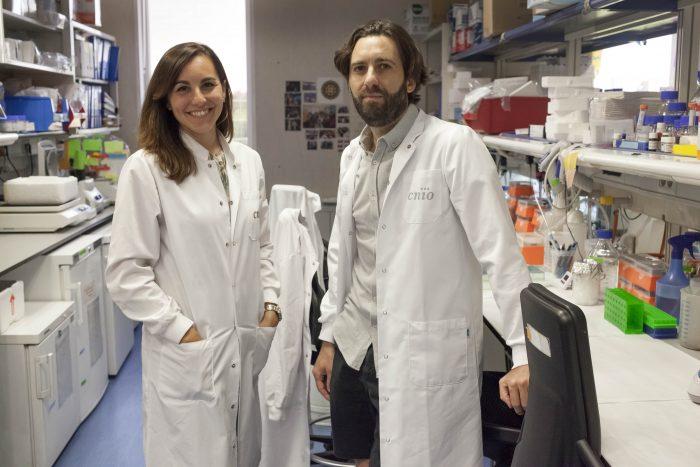 Alejo Efeyan and Ana Ortega, CNIO