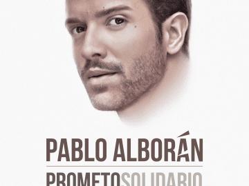 cartel concierto Pablo Alborán