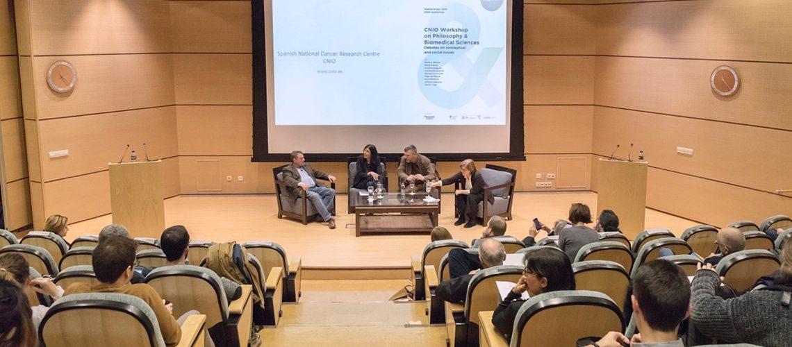 Filosofía y Ciencia CNIO-Sabadell