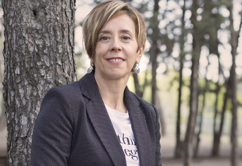 Marisol Soengas. <b>/A. Garrido. CNIO</b>