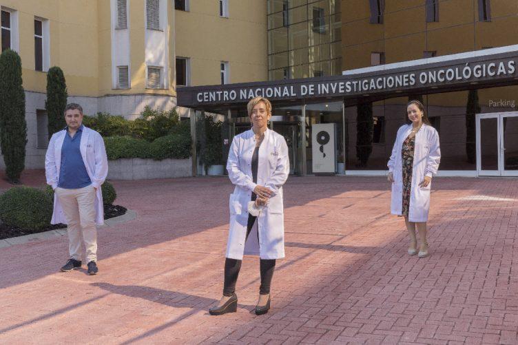 Marisol Soengas, David Olmeda, Daniela Cerezo, CNIO