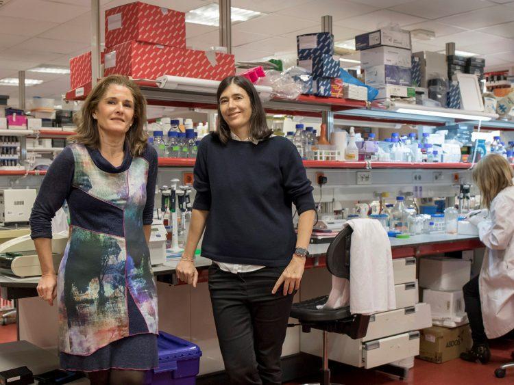 Maria A. Blasco y Paula Martínez, CNIO