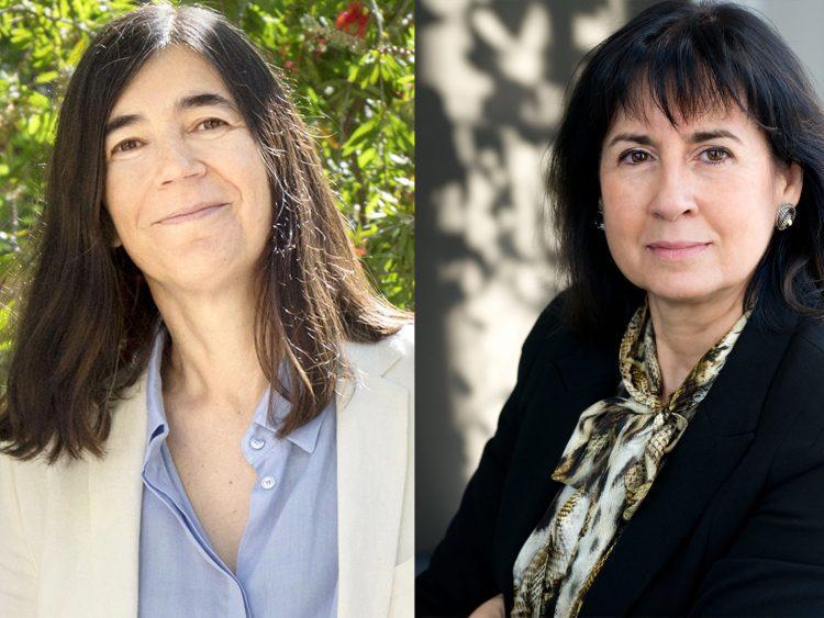 Maria A. Blasco and Fàtima Bosch