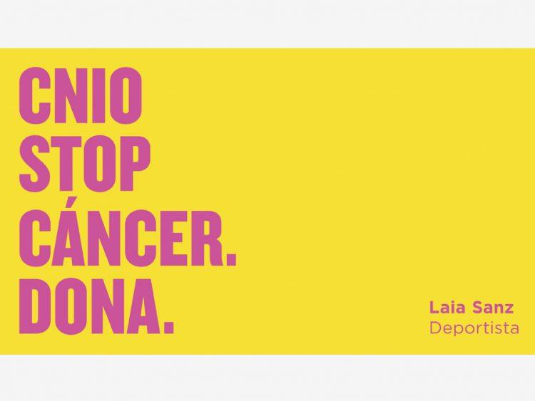 Vídeo #CNIOStopCancer Laia Sanz