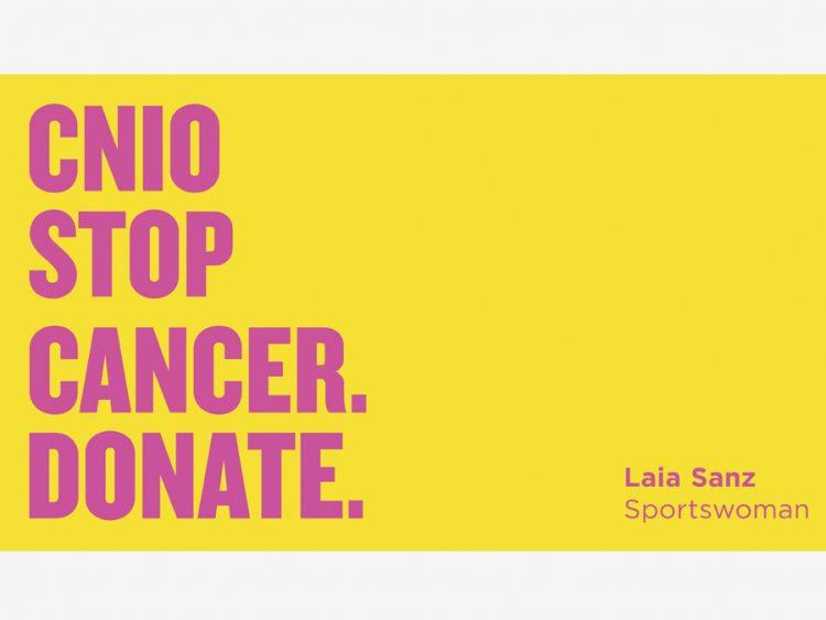 Video #CNIOStopCancer Laia Sanz