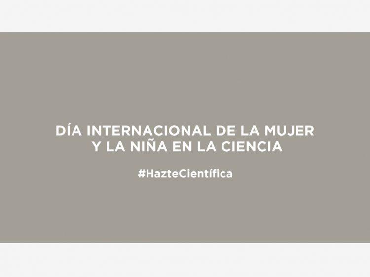 Vídeo #HazteCientífica
