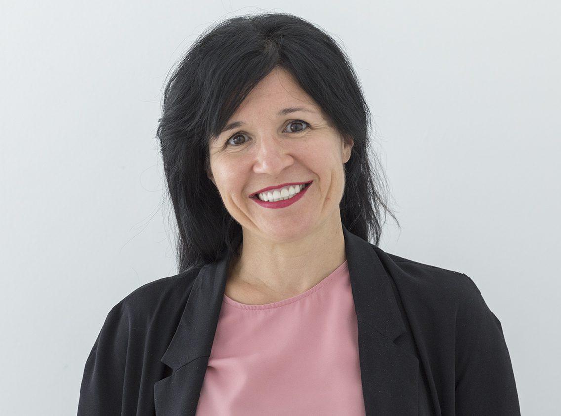 Anna González-Neira. /A. Garrido, CNIO
