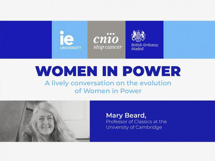 Video 'Women in Power' Mary Beard, Maria Blasco, Susana Torres