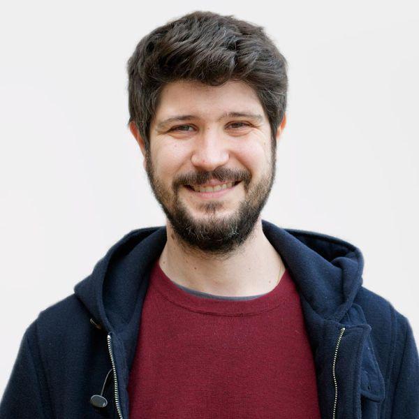 Sergio Muñoz. /A.Tabernero. CNIO