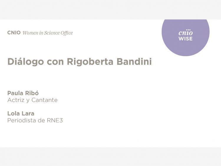 Video WISE Rigoberta Bandini